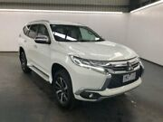 2016 Mitsubishi Pajero Sport MY16 GLS (4x4) 7 Seat White 8 Speed Automatic Wagon Albion Brimbank Area Preview