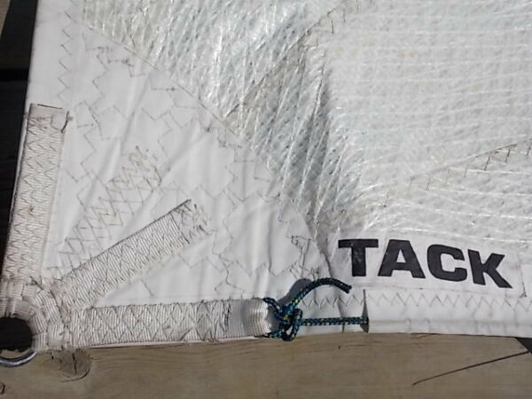 Used 2013 Other Set of 3 QUANTUM custom RACE sails