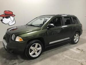 2009 Jeep Compass Limited   ***Located in Owen Sound***