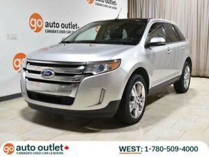 2013 Ford Edge LIMITED AWD; NAV, PANO ROOF, FACTORY REMOTE START