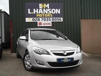 Vauxhall/Opel Astra 1.7CDTi 16v ( 110ps ) ecoFLEX ( s/s ) ( 99g ) 2012.5MY