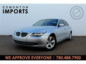 2008 BMW 5-Series 528i |AWD| NAV| SUNR