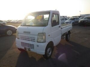 2003 Suzuki Carry 600 Dump Body