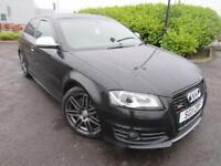 Audi S3 2.0T FSI ( 265ps ) quattro 2010MY Black Edition