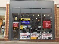 ALPHA TECH, Mobile and Laptop repair, CCTV Instillation IPADS , money exchange,courier service