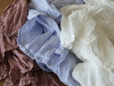 Linen is the world's strongest fiber, but when it comes to its care not everybody is happy to deal with it! Here's how: