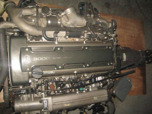 TOYOTA SUPRA 2JZ GTE TWIN TURBO 3.0L ENGINE JDM GS300 SC300