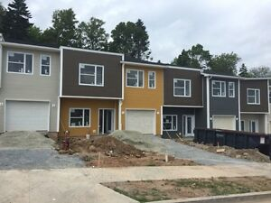 Brand New Beautiful Townhouses in Sackville!!!! Available Now!