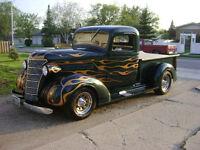 1938 Chev Half Ton For Sale