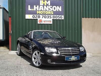Chrysler Crossfire 3.2 auto Roadster