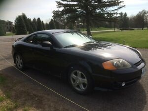 2003 Hyundai Tiburon Coupe (2 door)