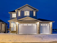 New 2-Storey in the Community of Lakes Estates in Strathmore. AB