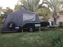 CAMPER TRAILER - DELUXE HARD FLOOR OFF ROAD REAR FOLD Arundel Gold Coast City Preview