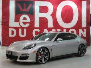 Porsche Panamera GTS AWD 4.8 430HP PDK 2013