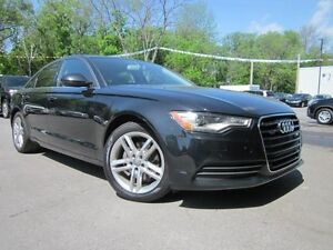2013 Audi A6  *** PAY ONLY $135.99 WEEKLY OAC ***