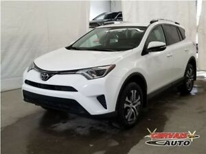 Toyota RAV4 LE AWD Bluetooth Toyota Safety Sense 2017