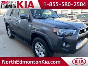 2019 Toyota 4Runner SR5 | LEATHER | NAV | SUNROOF |