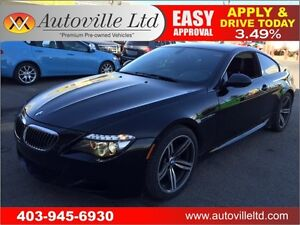 2010 BMW M6 COMPETITION EDITION # 1 OF 10 NAVIGATION LOW KMS