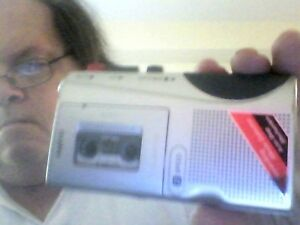 Microcassette Tape Recorder