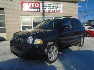 JEEP COMPASS SPORT 2007