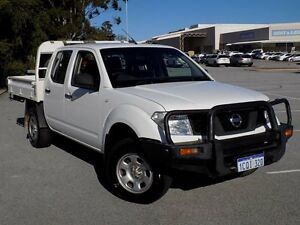 2007 Nissan Navara D40 RX 6 Speed Manual Utility Maddington Gosnells Area Preview