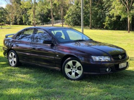 2005 Holden Commodore VZ Lumina Executive Purple 4 Speed Automatic Sedan Herston Brisbane North East Preview