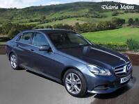 2013 MERCEDES BENZ E CLASS 2.1 E220 CDI SE 7G Tronic Plus 4dr Auto