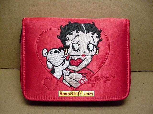 Betty Boop ORGANIZER BETTY & PUDGY DESIGN