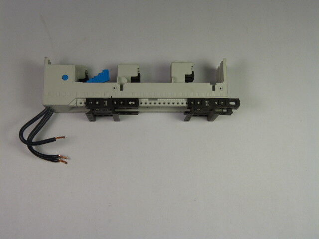 Wohner 32431 Din Rail Adapter 25Amp 690Vac 45X200MM  USED