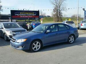 2008 Subaru Legacy 2.5i Limited:
