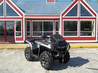 2012 CAN AM OUTLANDER XT Moncton New Brunswick Preview