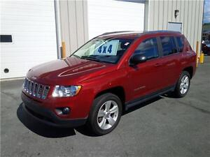 2012 JEEP COMPASS 4WD (NORTH EDITION)
