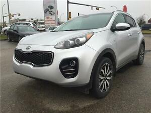 2017 Kia Sportage EX FULLY LOADED!! NAV, Bluetooth, new
