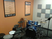 Drum Lessons from Experienced Teacher with FREE DRUM RENTAL