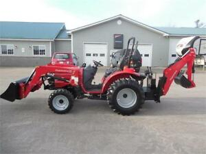 New Mahindra 1526 LDR & Bucket