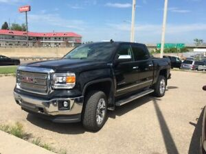 2015 Gmc Sierra 1500 SLT,Leather, Heated/Cooled Seats, Nav, Sunr