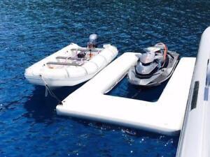 Seadoo inflateble dock