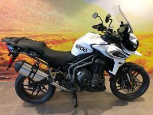 2018 Triumph Tiger 1200 XRX Road Bike 1215cc Tempe Marrickville Area Preview