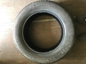 2 - USED 245/60/18 Michelin Latitude tour hp tires