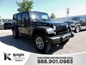 2017 Jeep Wrangler Unlimited Rubicon Remote Start Heated Seats N
