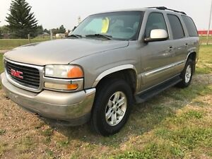 2003 GMC Yukon SLT Inspected and ready to roll! Only $4950!