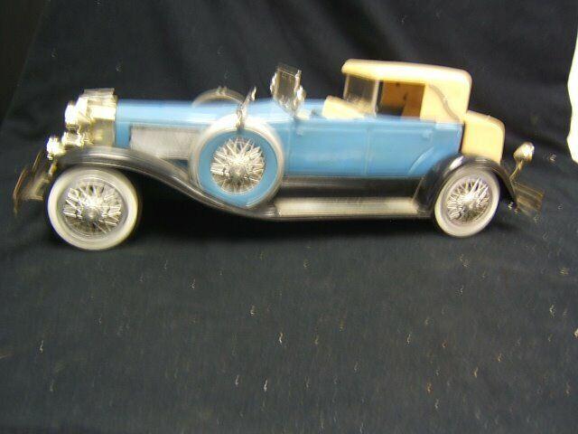 Jim Beam Duesenberg Model J Car Decanter in box Very Good Condition