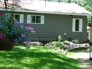 Fall and Winter Cottage Rental