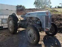 Massey Ferguson TE20 tractor and implements Yatala Gold Coast North Preview