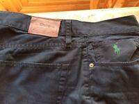 Ralph Lauren Jeans - Blue (size 38/32)