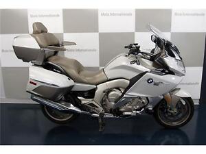 BMW K1600 GTL EXCLUSIF BLANC  2014
