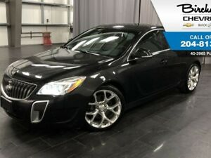 2015 Buick Regal GS AWD, Sunroof, Navigation, Leather, Heated Se
