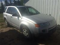 2005 Saturn VUE MANUAL-ALL IN PRICE-NO GST OR FEES