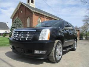 2008 Cadillac Escalade NAV+CAM+AWD+DVD+SUNROOF+LOADED!