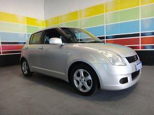 2005 Suzuki Swift EZ S Silver 5 Speed Manual Hatchback Wangara Wanneroo Area Preview